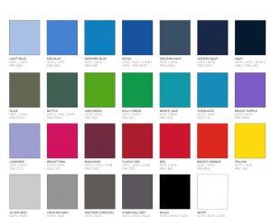 Lowes Park Polo Shirt colours available.